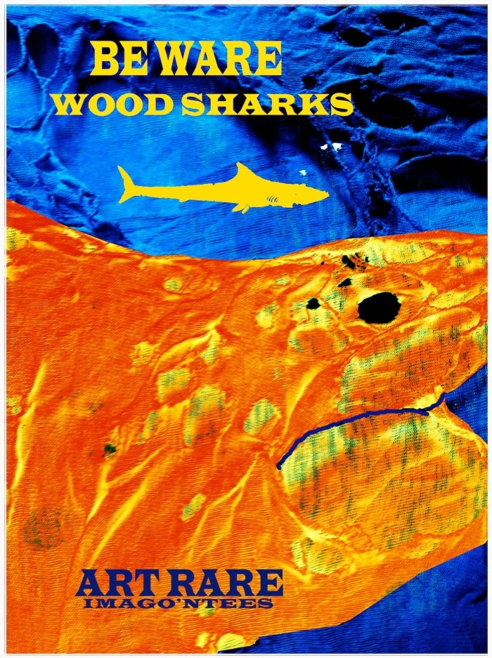 Wood Sharks Be Rare Wares