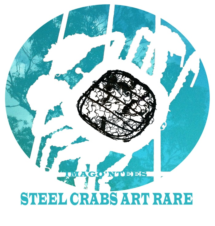 steel crab circle GD